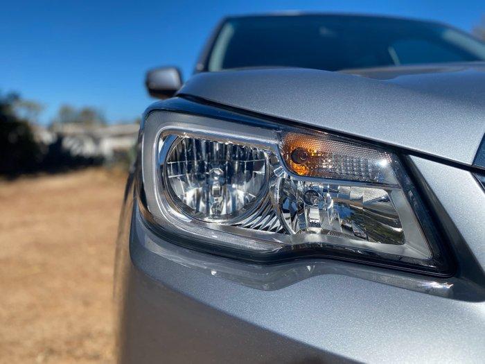 2017 Subaru Forester 2.5i-L S4 MY17 Four Wheel Drive Silver
