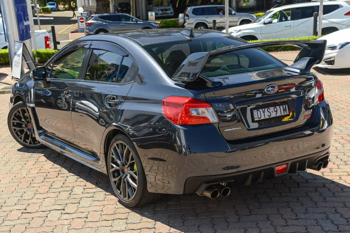 2018 Subaru WRX STI spec.R V1 MY18 Four Wheel Drive Grey