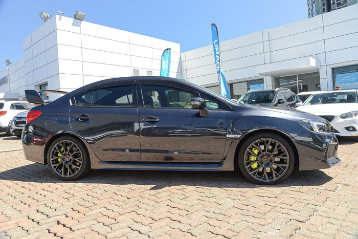 2018 Subaru WRX STI spec.R V1 MY18 Four Wheel Drive Grey