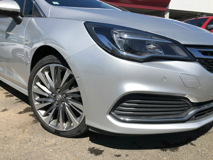 2018 Holden Astra RS-V BK MY18.5 SILVER