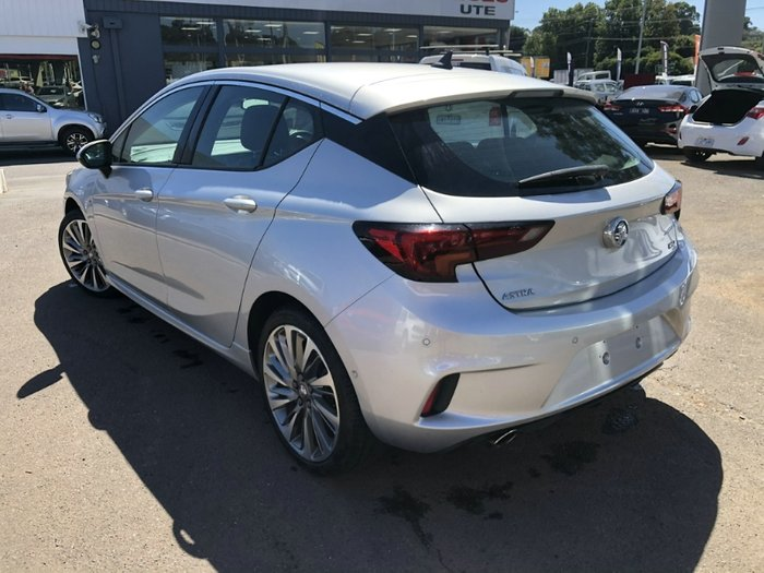 2018 Holden Astra RS-V BK MY18.5 NITRATE SILVER