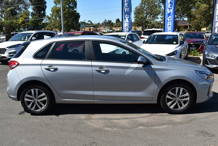 2020 Hyundai i30 Active PD2 MY20 Silver