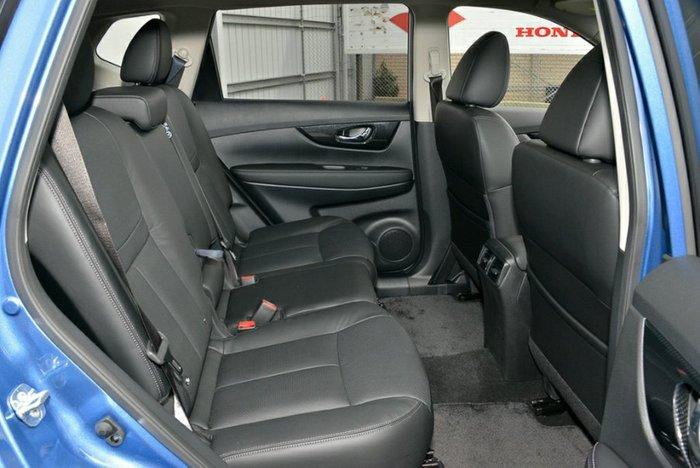 2019 Nissan X-TRAIL Ti T32 Series II 4X4 On Demand MARINE BLUE