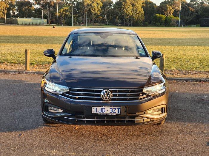 2019 Volkswagen Passat 140TSI Business B8 MY20 Grey