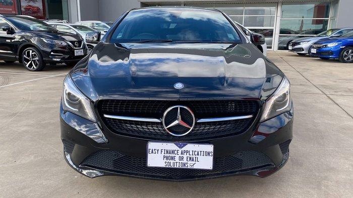 2016 Mercedes-Benz CLA-Class CLA200 X117 Black
