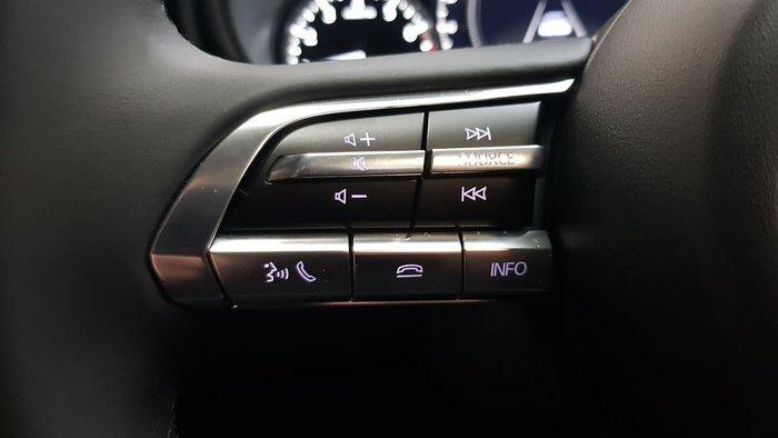 2019 Mazda CX-30 G25 Touring DM Series Blue