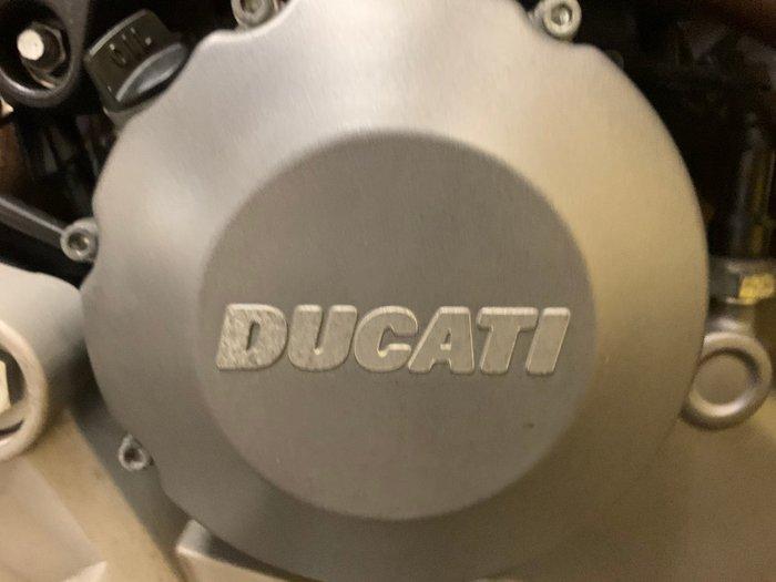 2011 DUCATI MONSTER 659 Red