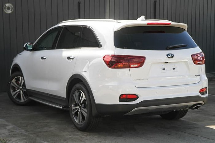 2019 Kia Sorento GT-Line UM MY20 White