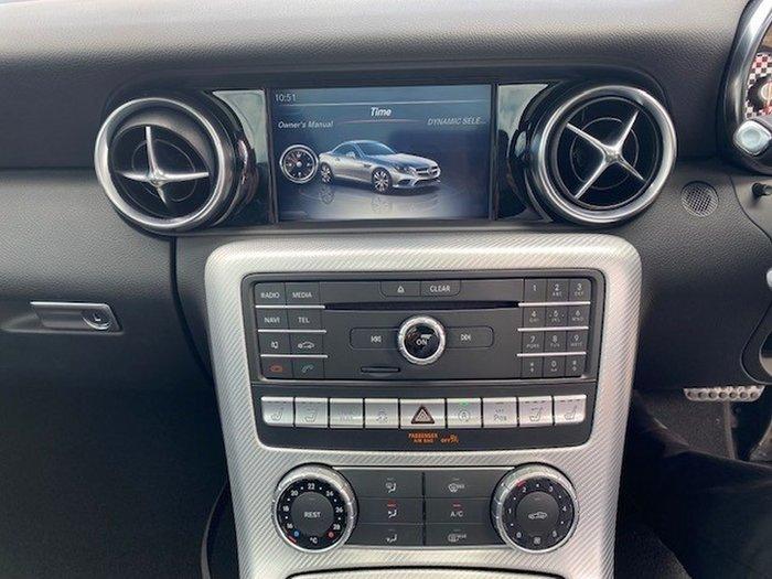 2016 Mercedes-Benz SLC-Class