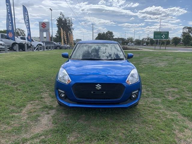 2017 Suzuki Swift GL Navigator AZ BLUE