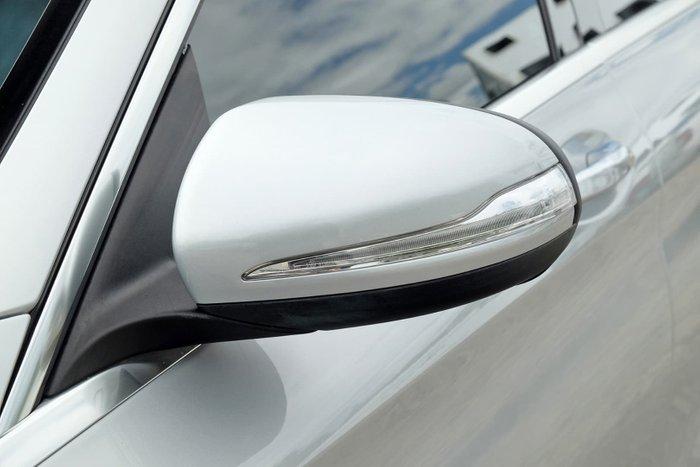 2015 Mercedes-Benz C-Class C300 BlueTEC Hybrid W205 Silver