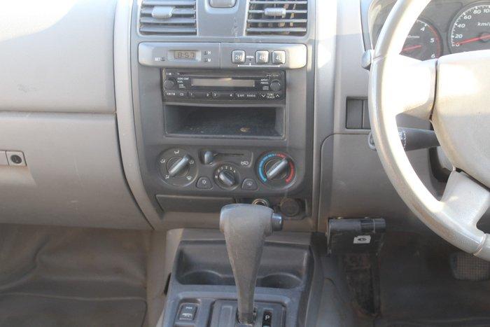 2006 Holden Rodeo LX RA MY06 4X4 White