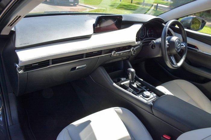 2019 Mazda 3 G25 Astina BP Series Grey