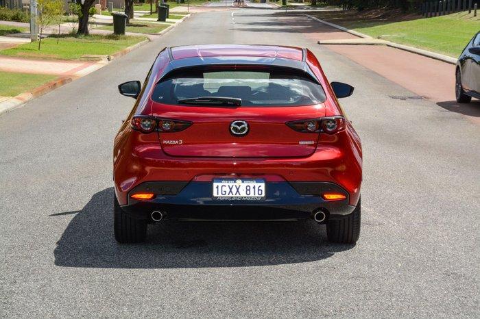 2019 Mazda 3 G20 Evolve BP Series Red
