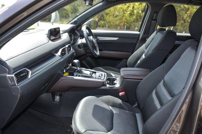 2019 Mazda CX-8 Sport KG Series 4X4 On Demand Bronze