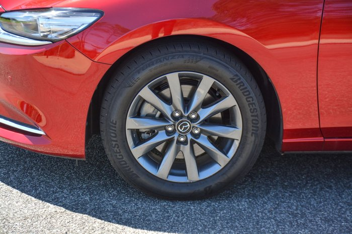 2018 Mazda 6 Touring GL Series Red