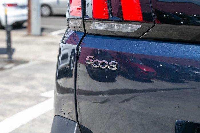 2017 Peugeot 5008 Allure P87 MY18 Blue