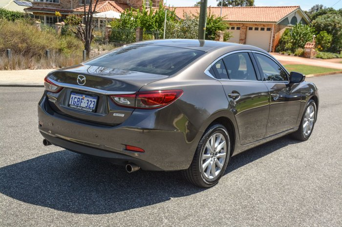 2016 Mazda 6 Touring GJ Series 2 Bronze