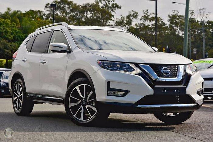 2020 Nissan X-TRAIL Ti