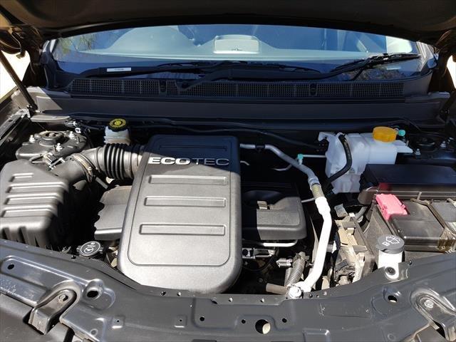 2014 Holden Captiva 7 LS CG MY15 BLACK