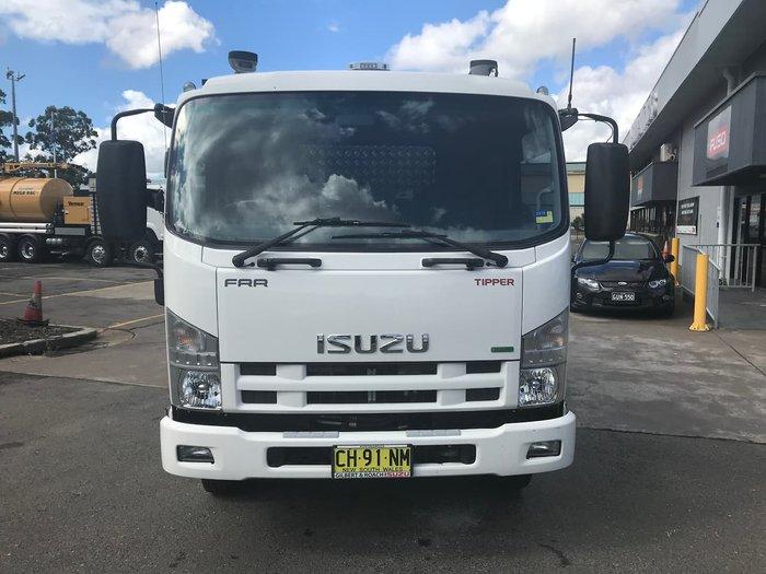 2016 ISUZU FRR500 null null WHITE