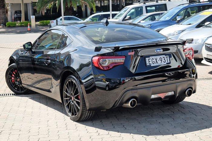 2020 Subaru BRZ tS Z1 MY20 Black
