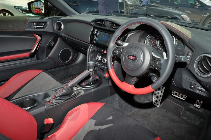 2019 Subaru BRZ tS Limited Edition Z1 MY20 Black