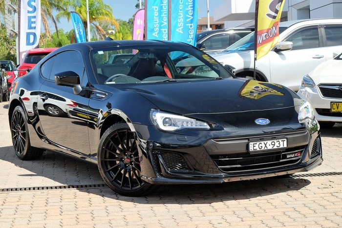 2019 Subaru BRZ tS Limited Edition Z1 MY20 Black