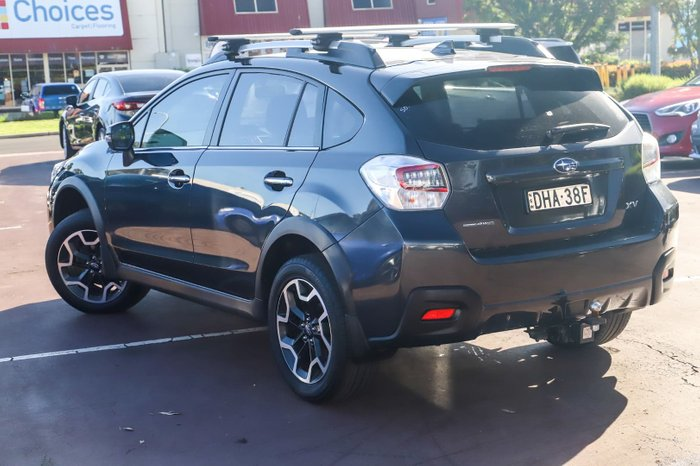 2016 Subaru XV 2.0i-S G4X MY16 Four Wheel Drive Grey