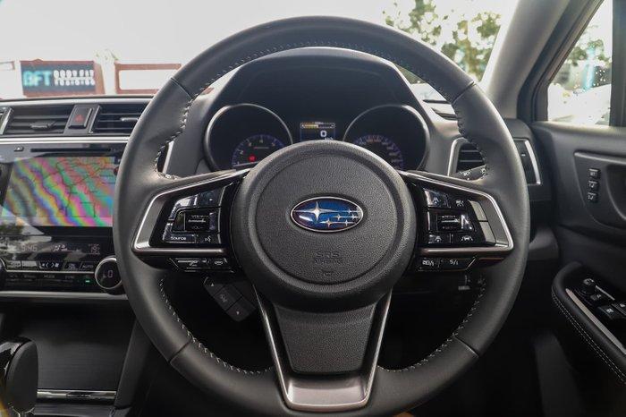 2019 Subaru Outback 3.6R 5GEN MY19 Four Wheel Drive White