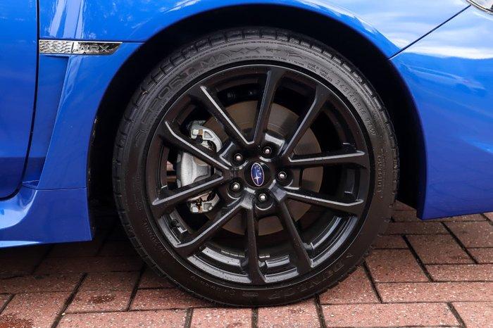 2019 Subaru WRX Premium V1 MY19 Four Wheel Drive Blue