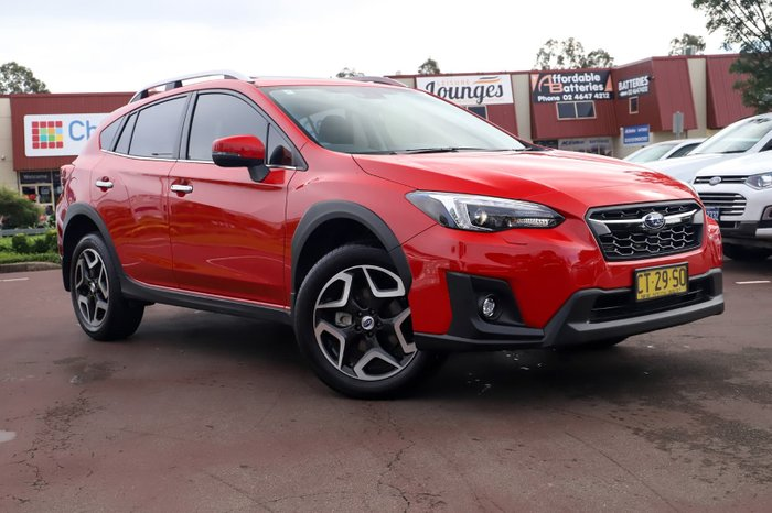 2019 Subaru XV 2.0i-S G5X MY19 Four Wheel Drive Red