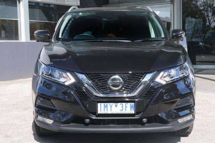 2018 Nissan QASHQAI ST-L J11 Series 2 Black