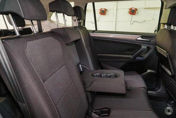 2019 Volkswagen Tiguan 132TSI Comfortline Allspace 5N MY20 Four Wheel Drive Grey
