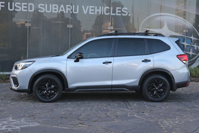2020 Subaru Forester 2.5i S5 MY20 Four Wheel Drive Silver