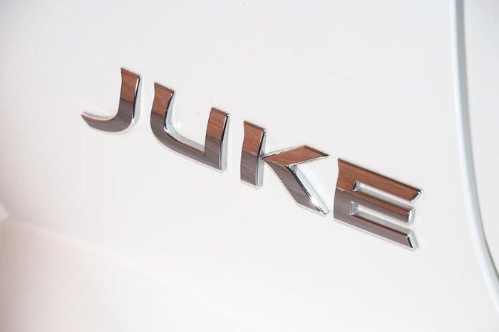 2018 Nissan JUKE NISMO RS F15 MY18 White