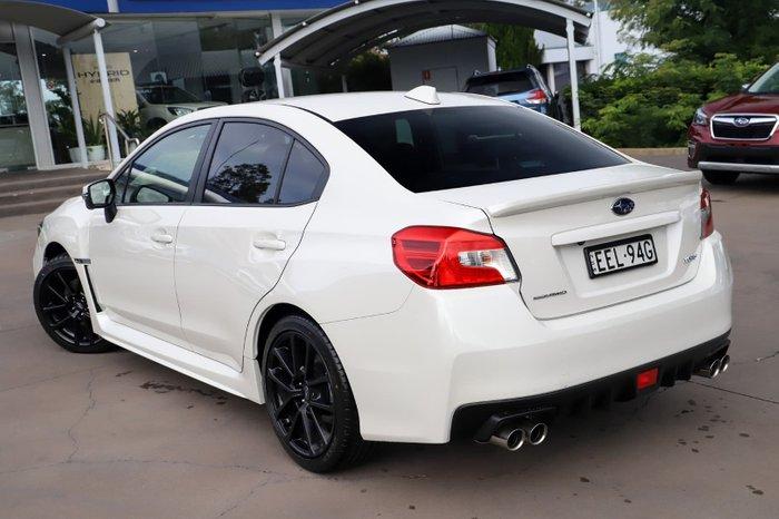 2020 Subaru WRX Premium V1 MY20 Four Wheel Drive White
