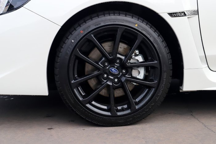2020 Subaru WRX Premium V1 MY20 Four Wheel Drive White