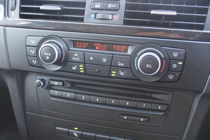 2011 BMW 3 Series 320d Lifestyle E90 MY11 Silver