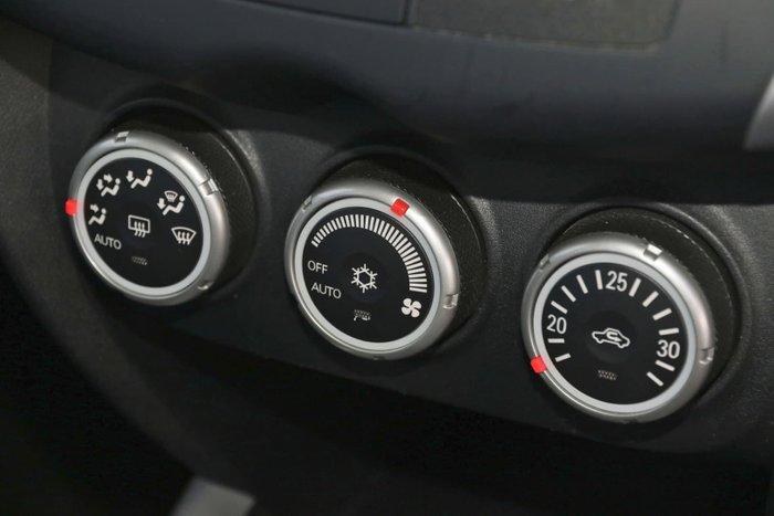 2010 Mitsubishi ASX XA MY11 Silver