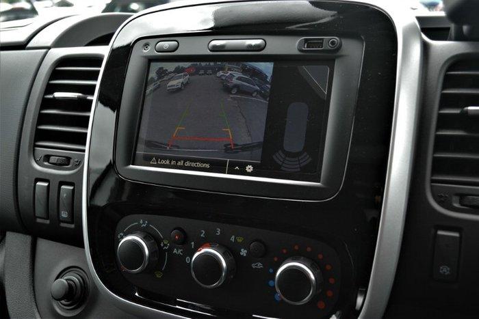 2019 Renault Trafic Premium 125kW X82 GLACIER WHITE SWB