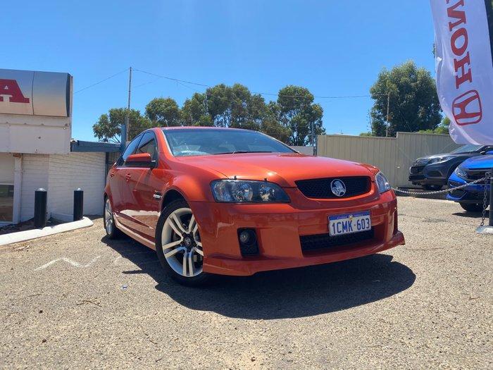 2006 Holden Commodore SS VE Orange