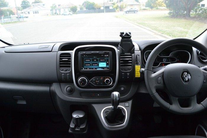 2019 Renault Trafic Crew Lifestyle 125kW X82 JET BLACK