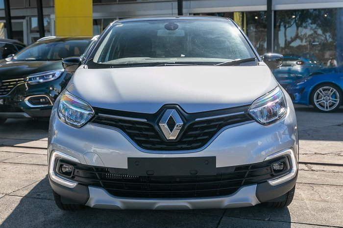2018 Renault Captur S-Edition J87 Grey