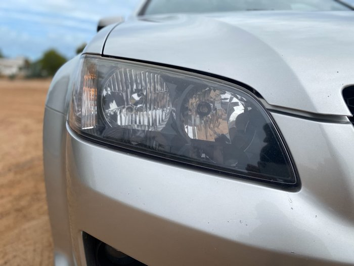 2006 Holden Commodore SV6 VE Silver