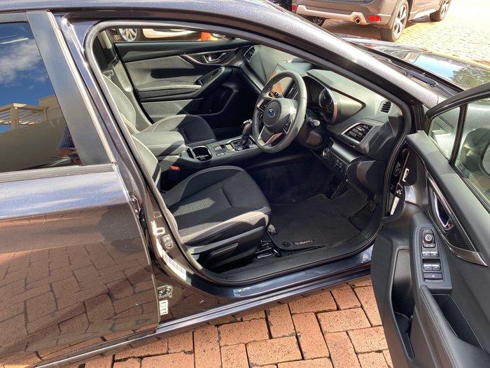 2017 Subaru Impreza 2.0i Premium G5 MY17 Four Wheel Drive Grey
