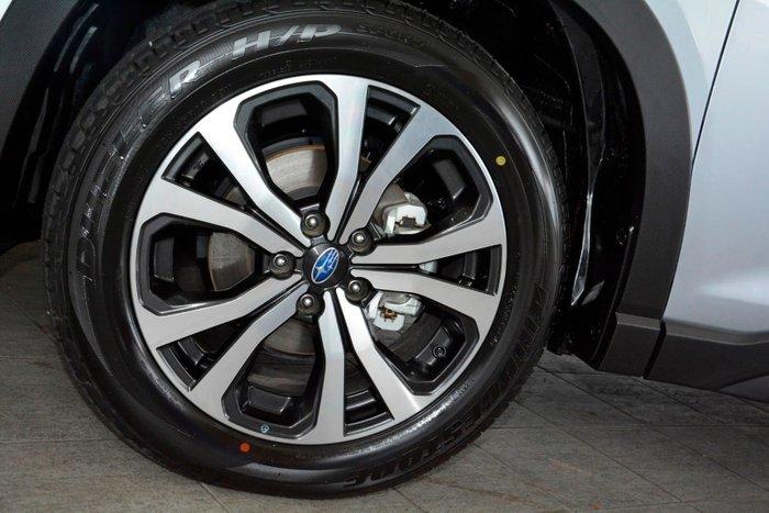2019 Subaru Forester 2.5i Premium S5 MY20 Four Wheel Drive Silver