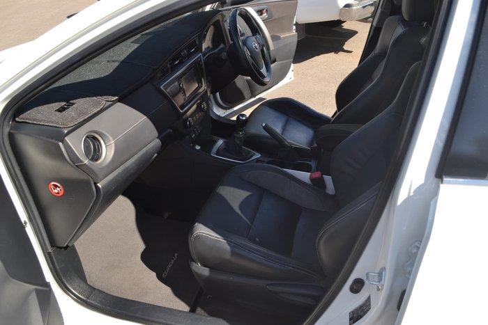 2013 Toyota Corolla Levin ZR ZRE182R White