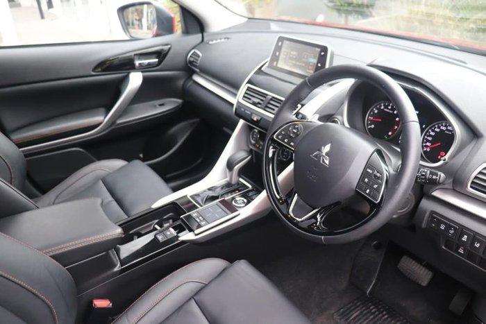 2019 Mitsubishi Eclipse Cross Exceed YA MY19 4X4 On Demand Red