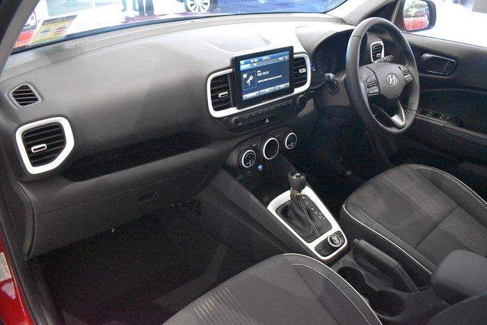 2020 Hyundai Venue Elite QX MY20 Red
